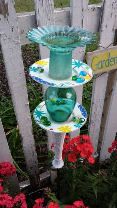 garden walk fairies  gnomes flower garden design