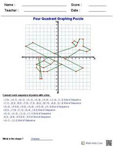 hith simple free coordinate graphing picture worksheets www koslandtours - Free Printable Coordinate Plane Worksheets
