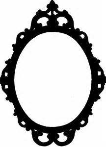 Free SVG Files for Silhouette Frames