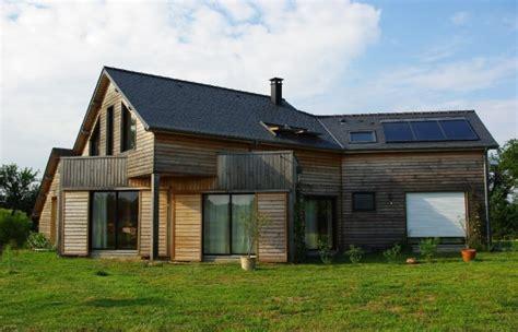 maison bois a vendre davaus net maison contemporaine ossature bois a vendre a ruffieux avec des id 233 es
