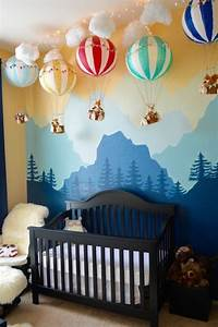 Baby Tapete Mädchen : 110 kreative ideen fototapete f rs kinderzimmer ~ Michelbontemps.com Haus und Dekorationen