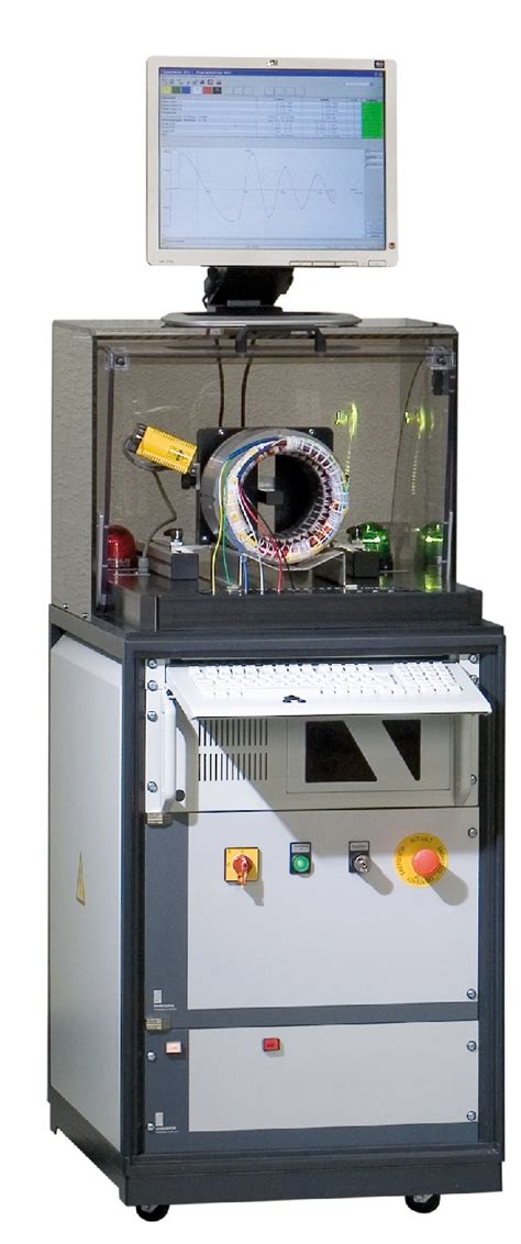 Electric Motor Safety by Mtc 3 Automatic Production Tester For Electric Motor