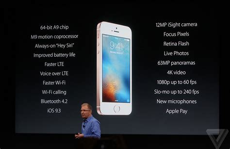 iphone specs iphone se features specifications and price of apple s