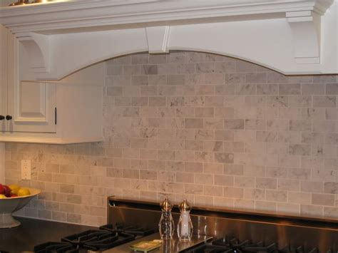 awesome marble tile backsplash kitchen pictures home