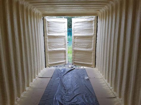 how much is a shipping container home container insulation in spray foam myfoam ie