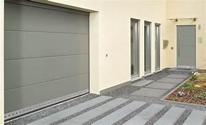 Porte De Garage Sectionnelle Sur Mesure : portes de garage sur mesure ternois fermetures ~ Dailycaller-alerts.com Idées de Décoration