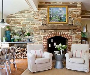 Cottage Fireplace
