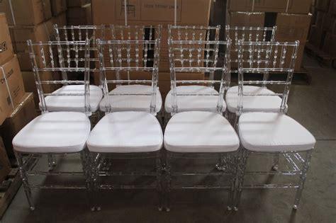 chairs clear resin for sale johannesburg cbd