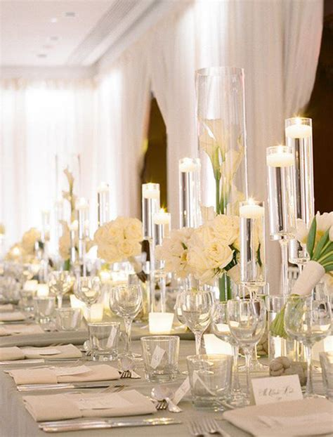 table centerpieces for weddings table wedding decorations archives weddings romantique