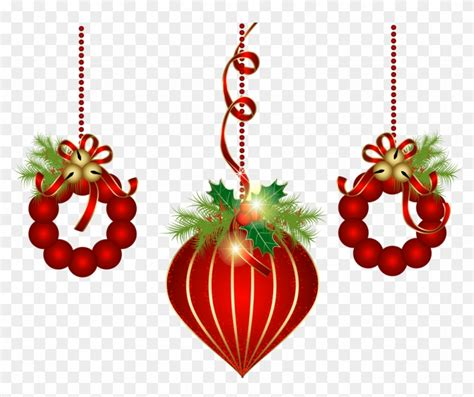 christmas christmas decorations cliparts