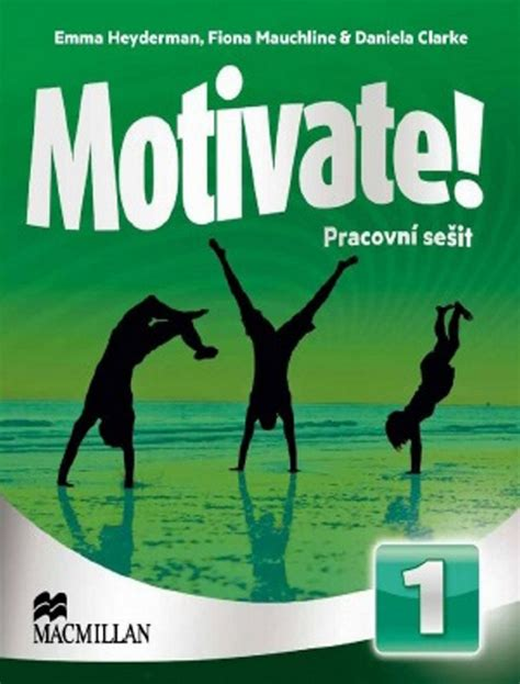 Motivate! 1   KNIHCENTRUM.cz