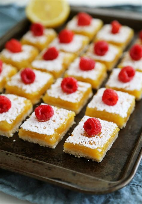 You will love this easy lemon cookies recipe! Best Ever Lemon Bars   Best brownie recipe, Lemon desserts ...