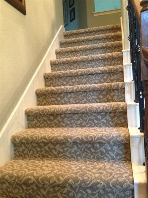 carpet on stairs stair runners on pinterest carpets runners and stairs