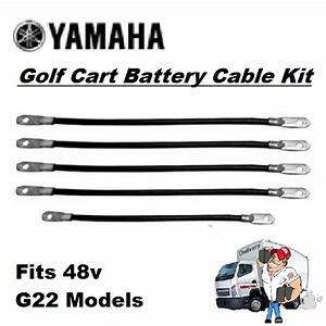 Golf Cart Battery Cables