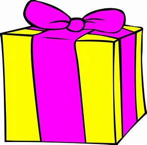 Happy Birthday Present Clipart | Clipart Panda - Free ...