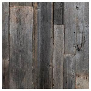 barn wood look wall panel 48quot x 96quot grey rona With barnwood look paneling