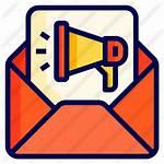 Icon Marketing Email Icons Premium