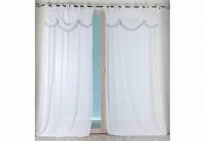 Rideaux Style Romantique : rideaux romantiques ~ Melissatoandfro.com Idées de Décoration