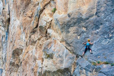 Beginning Rock Climbing Castle State Park Select