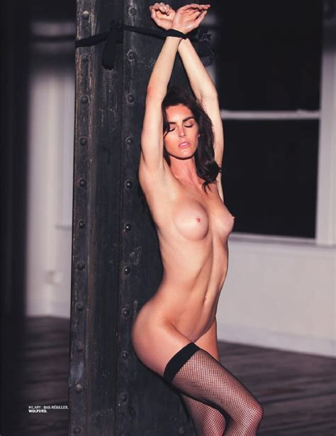 Hilary Rhoda Topless Photos Thefappening