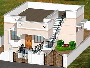3d House Plans Indian Style Garden — HOUSE STYLE AND PLANS