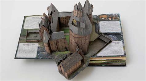harry potter pop  book lets  explore hogwarts