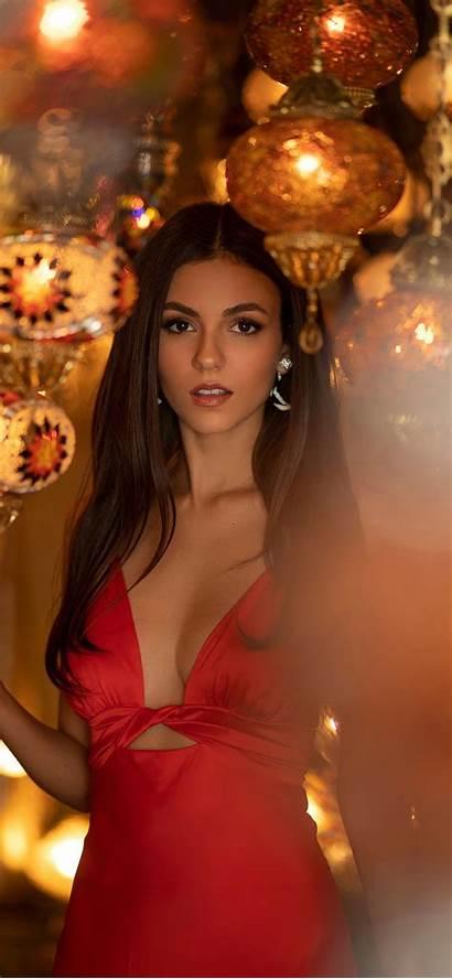 Victoria Justice Iphone Wallpapers 4k Modeliste Photoshoot