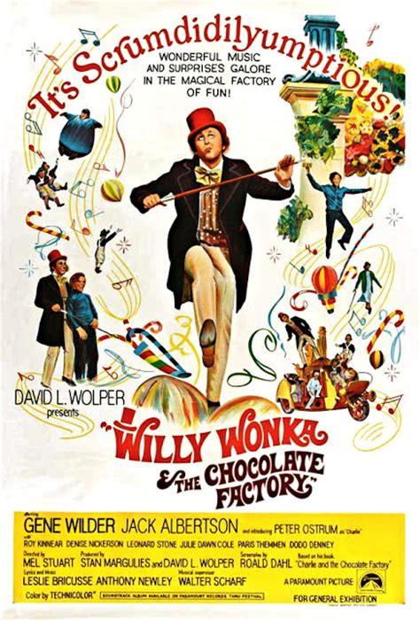 Willy Wonka Boat Song by Every 70s Willy Wonka The Chocolate Factory 1971