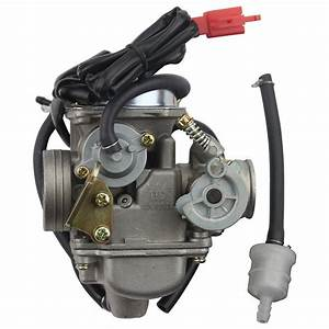 Goofit Pd24j Carburetor For Gy6 125cc 150cc Atv Scooter