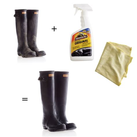 Rubber Boot Protector Spray by How To Clean And Protect Rubber Boots Chatelaine