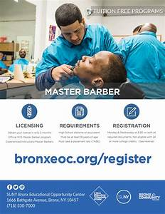 calendar suny bronx eoc With free phlebotomy training nyc