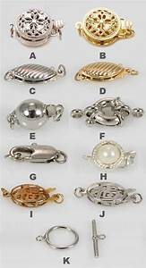 Kinds Of Jewelry Clasps - Style Guru: Fashion, Glitz ...
