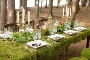 david tutera fairy lights how to do a diy woodsy enchanted forest themed wedding in