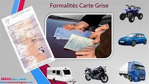 Carte Grise Vente : chronocartegrise vente de carte grise et de v hicules youtube ~ Gottalentnigeria.com Avis de Voitures