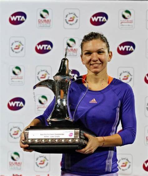 Simona Halep | WTA Tennis | Career