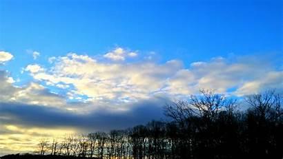 Pemandangan Hari Siang Gambar Matahari Suasana Alam