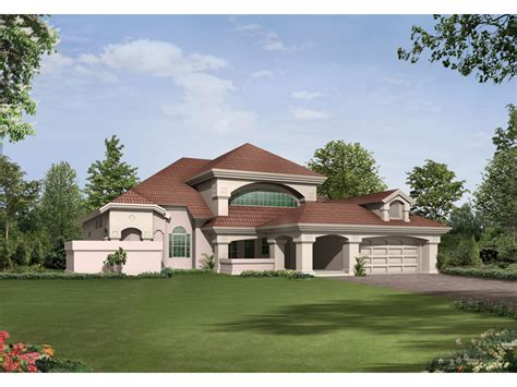 Wynehaven Luxury Florida Home Plan 048d-0004