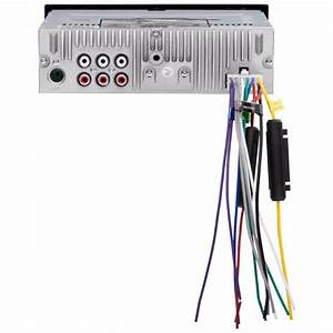 Boss Audio 508uab Single Din In Sd  Am  Fm Receiver
