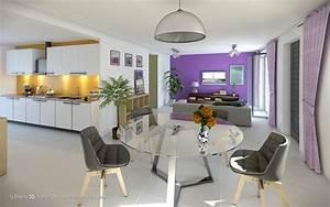 modele interieur maison moderne dcoration decoration With modele interieur maison moderne