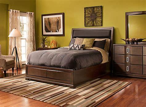 Denali 4-pc. King Platform Bedroom Set W/ Storage Bed