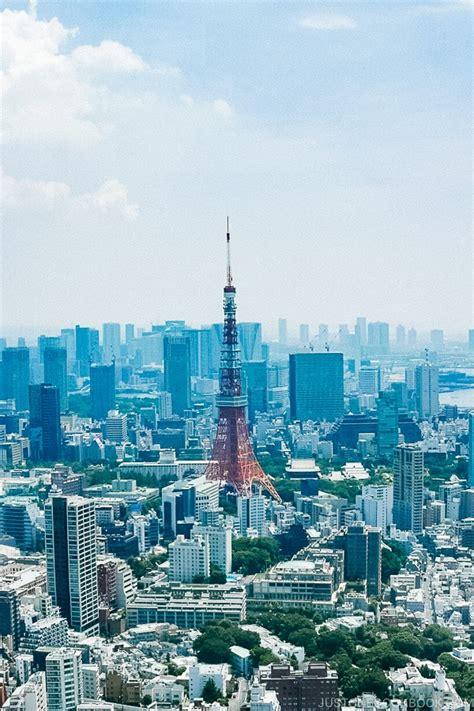 visiting tokyo tower   cookbook