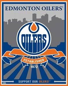 Edmonton Oilers Logo 2014 NHL Sports