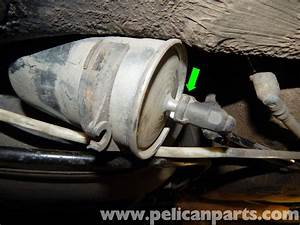 Volkswagen Jetta Mk4 Fuel Filter Replacement