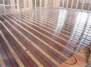 radiant floor heating retrofit radiant heat on concrete