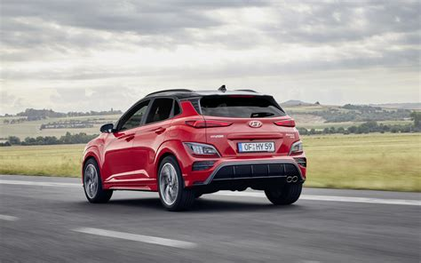 2021 Hyundai Kona facelift & new Kona N Line unveiled ...