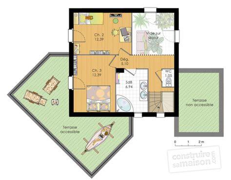 plan maison 150m2 4 chambres maison moderne dé du plan de maison moderne faire