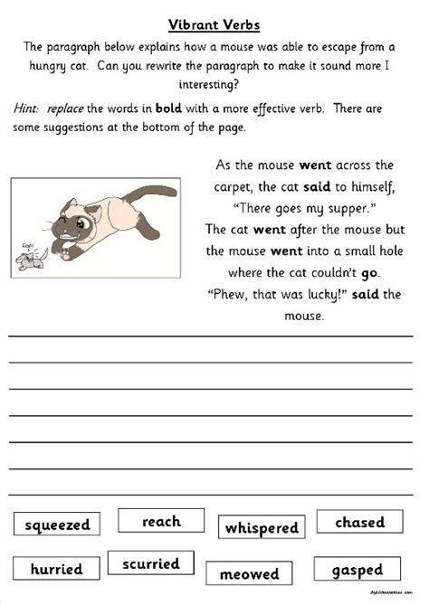 literacy homework year 4 grammar breadandhearth