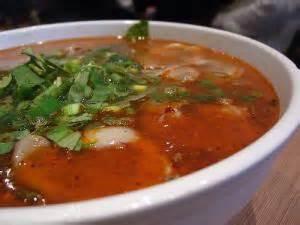 recette b 250 n b 242 huế bun bo hue soupe de vermicelles au porc et au boeuf recettes asiatiques