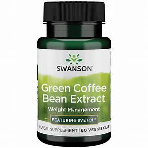 Svetol Green Coffee Bean Extract For Weight Loss