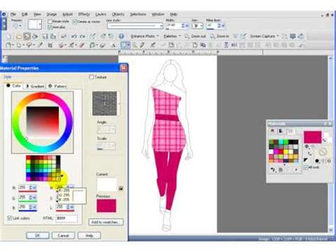 fashion design software fashion designing software free style
